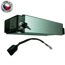 Akumulátor Li-ion Panasonic 48V, 26,8Ah, Alu box
