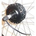BLDC motor 250W, zadní - na kazetu