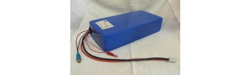 Akumulátory Li-ion, LiFe-Po4, Olověné